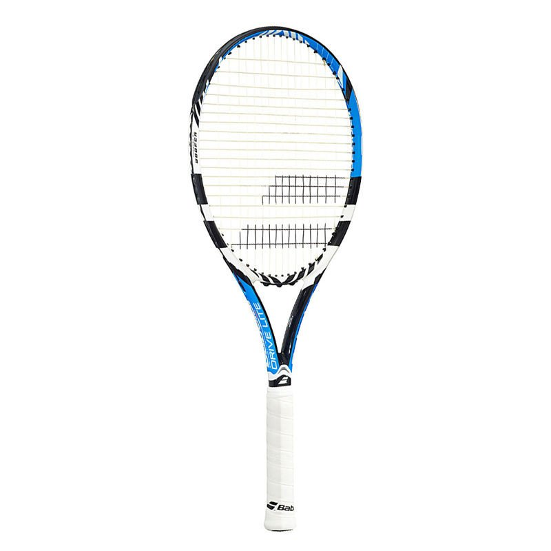 babolat drive lite blue white 2015 g2 tennis tennis racket tennis tennis racket rakiety. Black Bedroom Furniture Sets. Home Design Ideas