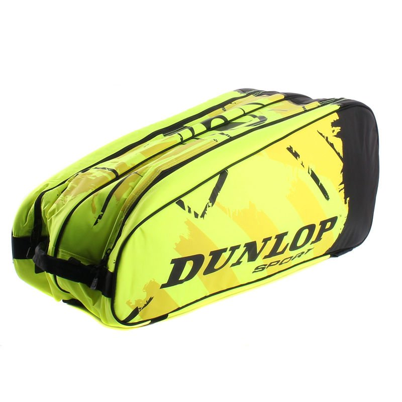 Dunlop Revolution NT Thermobag 6 PACK Black/Yellow