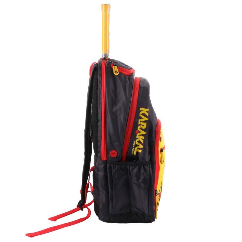 Karakal Pro Tour 30 Bag Racket /& Sports Equipment Backpack Carry System