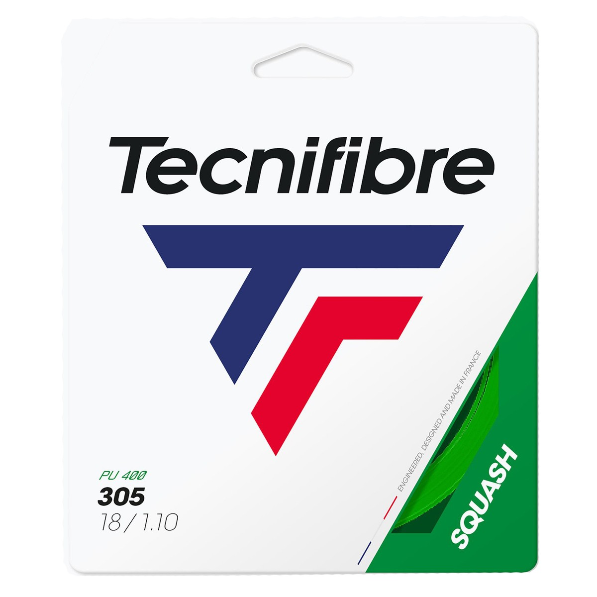 Tecnifibre 305 SQ. 1,10 mm Green