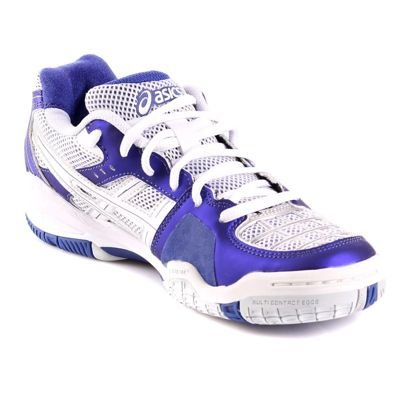 Asics GEL-BLADE 4 3601 WOMEN'S Grey/Purple/White