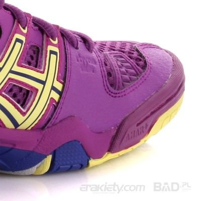 Asics GEL-BLAST 5 3670 Women's Purple/Lime