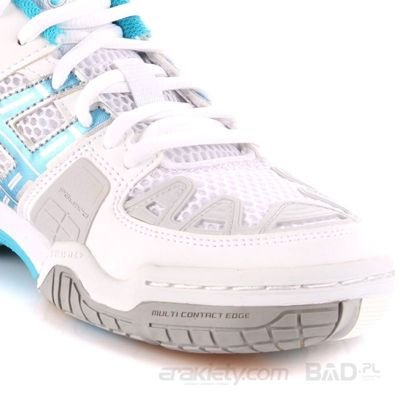 Asics WOMEN'S GEL-PROGRESSIVE 0140 White/Grey/Blue