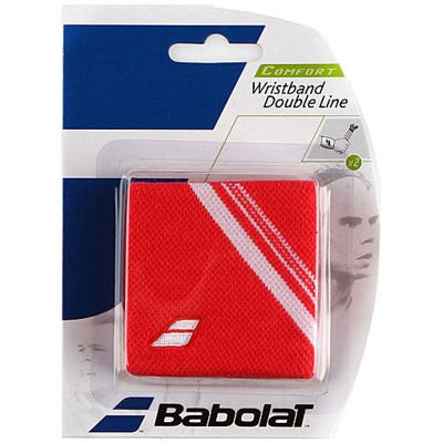 Babolat Double Line Red 2 pcs