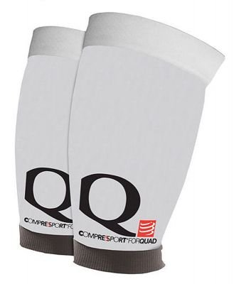 Compressport Quad White