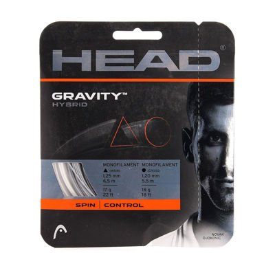 Head GRAVITY Hybrid White-Grey