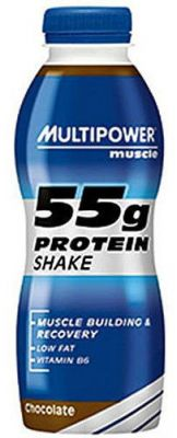 MULTIPOWER  PROTEIN SHAKE 500ml WANILIA