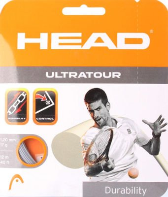 Naciąg Head UltraTour Srebrny 17g 1,20 mm 12m