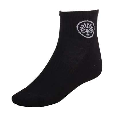 Oliver Short Socken Black