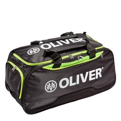 Oliver Tournament Bag Black/Green