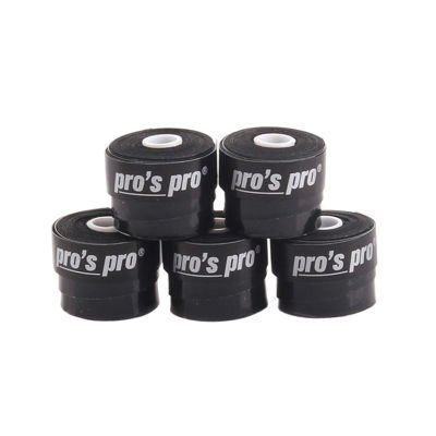 Overgrip Pro's Pro Super Tacky Black 1 pcs.