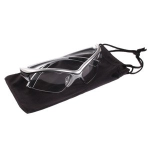 Black Knight Stiletto Eyeguards Silber/Schwarz