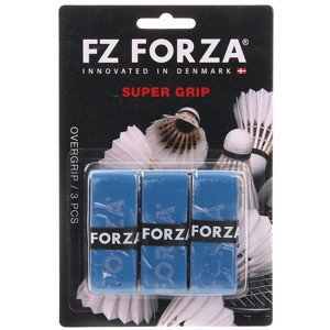 Forza Super Grip Blau 3 pcs