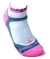 Karakal X4 Trainer Technical Sport Socks Pink