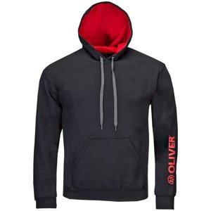 Oliver Hooded Sweat Schwarz