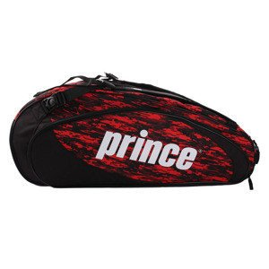 Prince Team 6 Pack Black/Red