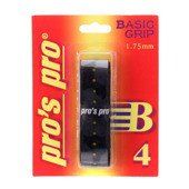 Pro's Pro Basic Grip B4 Black