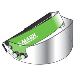 Protective Eye Wear i-Mask Junior Grün