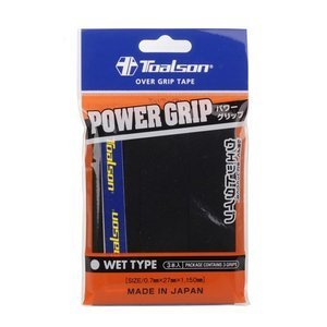 Toalson Power Grip Schwarz 3 pcs.