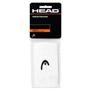Wristband Head 5' White 2 pcs