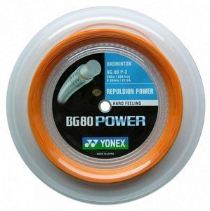 Yonex BG 80 Power Orange 200m
