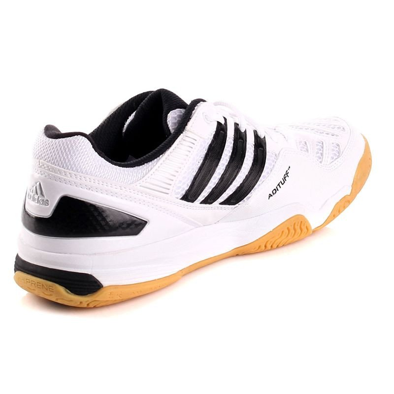 Adidas BT Feather White | SCHUHE  Badminton  Męskie SCHUHE