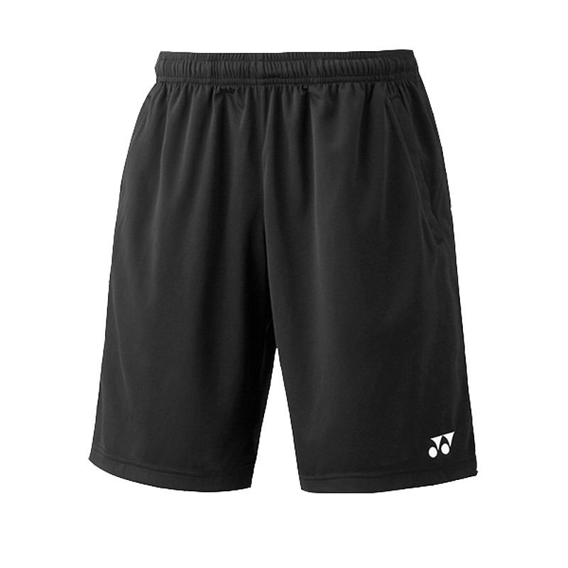 Yonex Men's Shorts YM0004EX Schwarz | KLEIDUNG