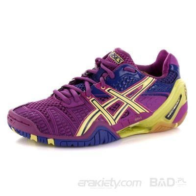 Asics GEL-BLAST 5 3670 Women's Violet/Lime