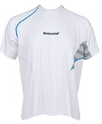 Babolat Performance T-shirt 2013 White