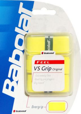 Babolat VS Grip Yellow 3 pcs.
