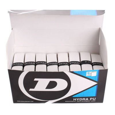 Dunlop Hydra PU Grip 1 pcs White