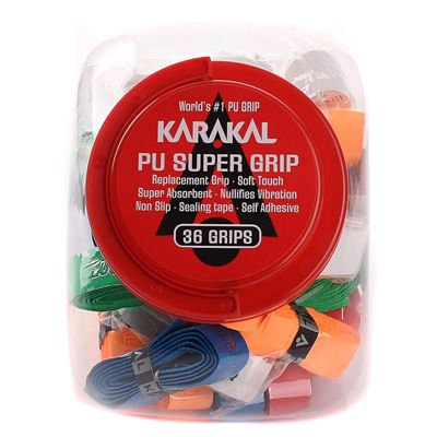 Karakal PU Super Grip Multikolor 36 pcs