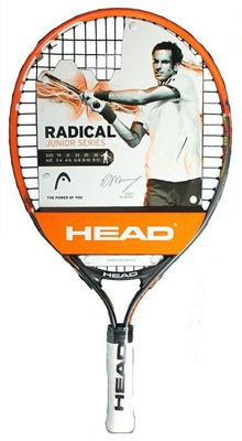 Rakieta HEAD Radical 19 junior 2014