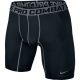 NIKE CORE COMPRESSION 6'' 2.0 BLACK