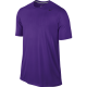 NIKE DRI-FIT TOUCH SS Purple