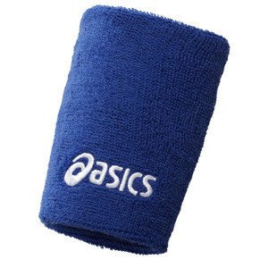Frotka ASICS DOUBLE WIDE WRISTBAND 2 szt 8107