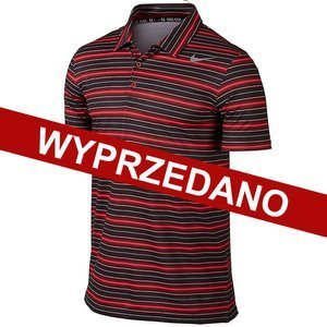 Koszulka NIKE Rally Sphere Stripe Polo  596564-696