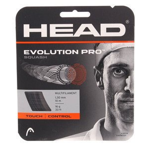 Naciąg Head Evolution Pro Czarny 1,30 mm