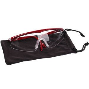 Okulary Black Knight Turbo Eye Guard Red