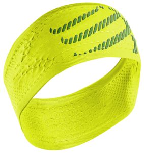 Opaska Compressport ON/OFF Fluo Yellow