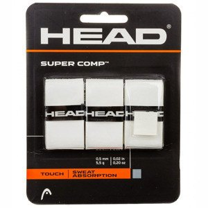 Owijki Head Super Comp 3szt.WHITE