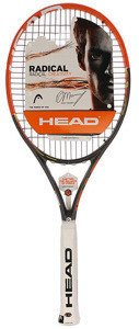 Rakieta HEAD Youtek Graphene Radical S 2014