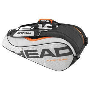 Torba Head Tour Team Supercombi Silver/Black