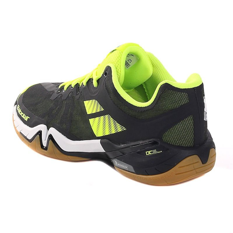 Buty Babolat Shadow Tour Black/Fluo Yellow