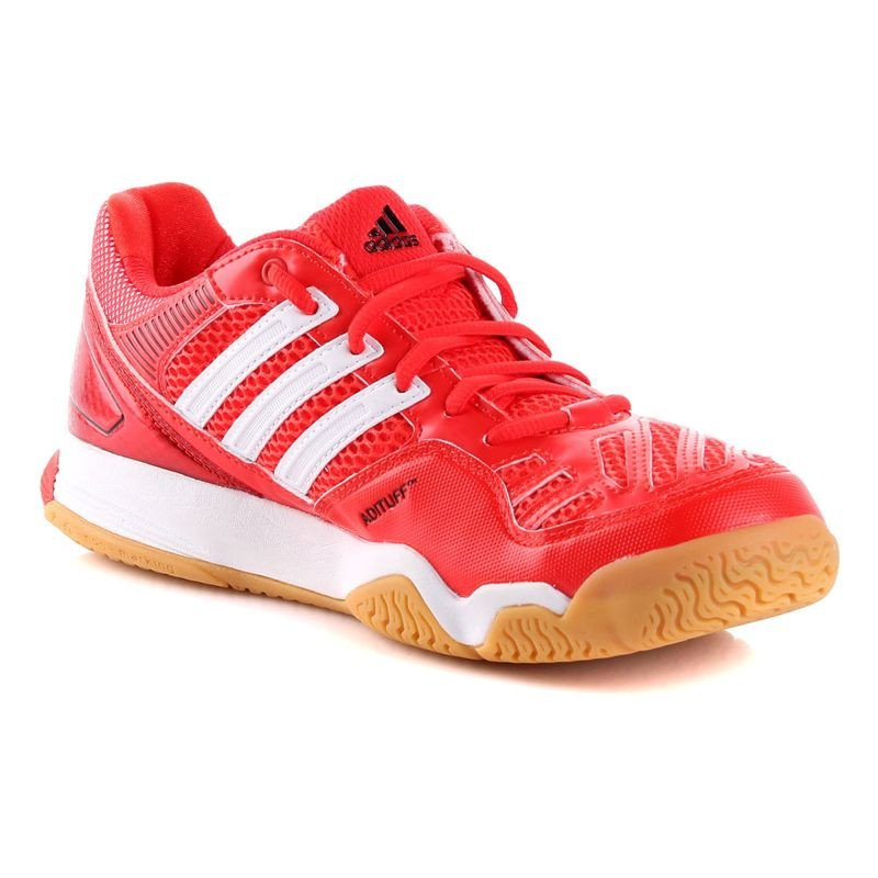 Buty do badmintona Adidas BT Feather Red