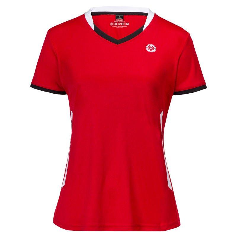 b63e91629b3004 Koszulka Oliver Sao Paolo Czerwona | UBRANIA \ Damskie \ Koszulki ...