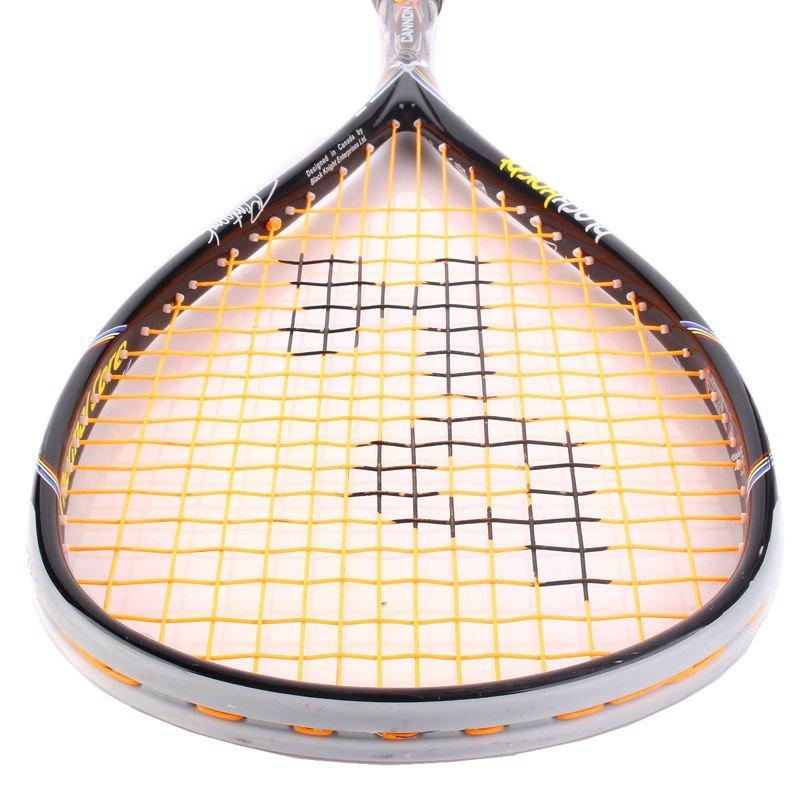 Rakieta BLACK KNIGHT ION CANNON PS Używana | SQUASH \ Rakiety Używane | Rakiety do squasha ...