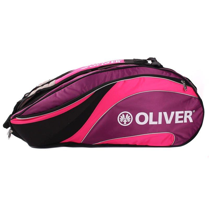 de4faeb1a89d2 Thermobag Oliver TripleBag XL Fioletowo/Różowa | SQUASH \ TORBY ...