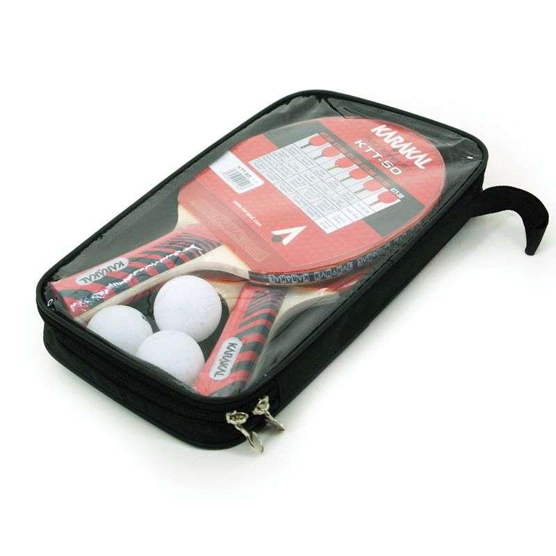Zestaw Karakal KTT 50 | INNE  Tenis stołowy  Zestawy