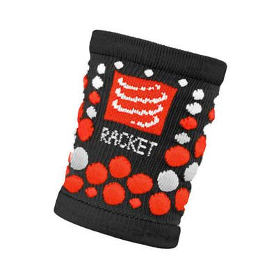 Frotka Compressport 3D Dots Black
